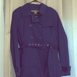 Navy Kenneth Cole Reaction Pea Coat